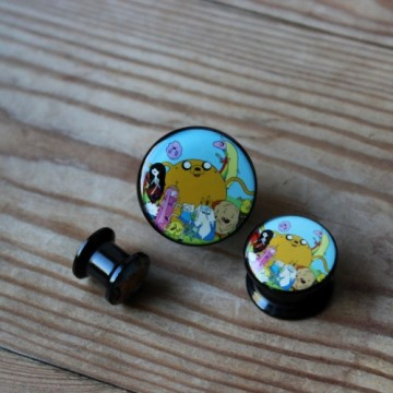 "Plug akrylowy - Postacie ""Adventure Time"""