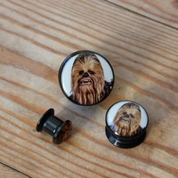 Plug Akrylowy - Chewbacca