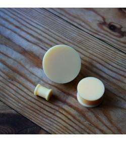 Plug silikonowy w kolorze skóry