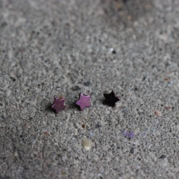 Nakrętka do microdermala gwiazdka FIOLETOWY