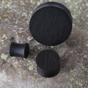 Plug drewniany Czarny Dąb