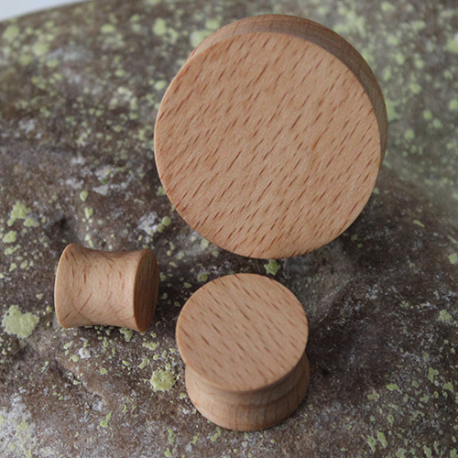Plug drewniany Buk